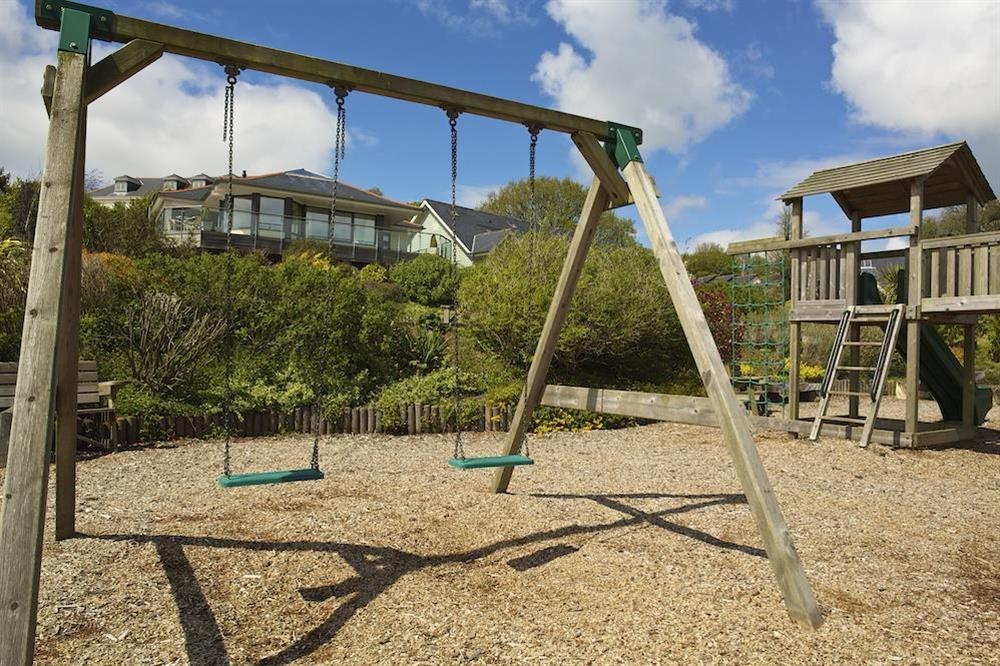 Hillfield Village children's play area (photo 3) at 3 The Drive in , Hillfield, Dartmouth
