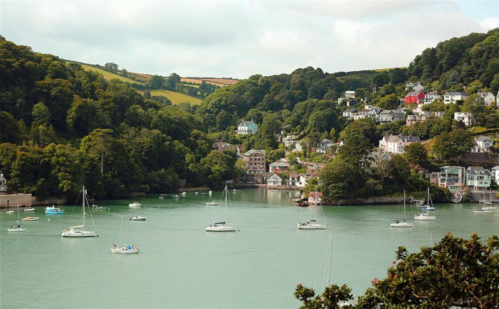 A beautiful setting adjoining National Trust land at 3 The Pottery in , Dartmouth