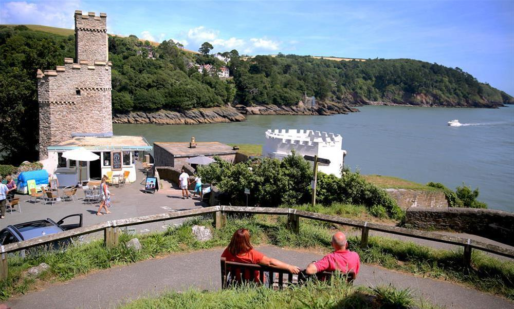 Dartmouth Castle and tearooms are a short walk away at 3 The Pottery in , Dartmouth