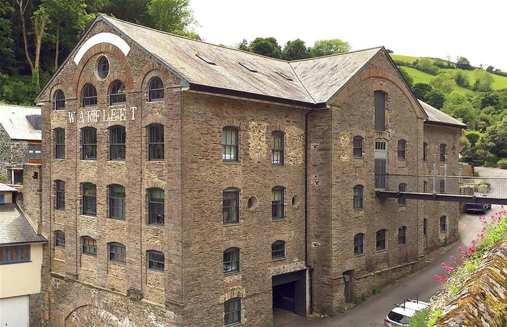 Dartmouth Pottery is a landmark listed building at 3 The Pottery in , Dartmouth