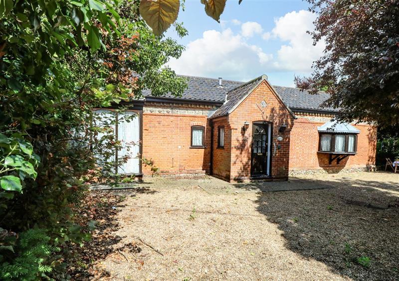 The setting around 34 Barnham Broom Road at 34 Barnham Broom Road, Wymondham