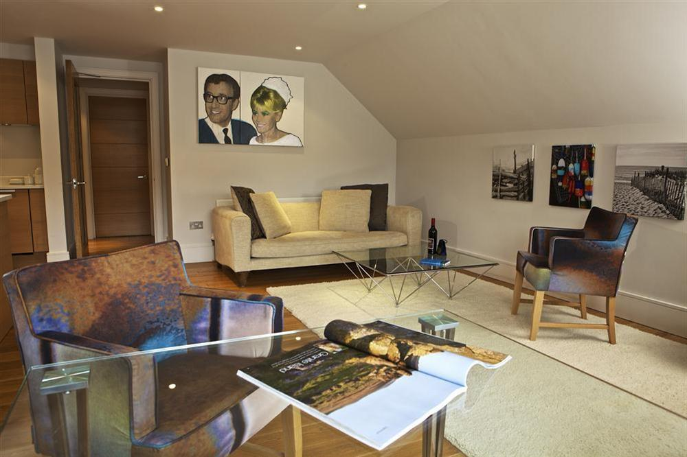 A delightful open plan room with panoramic river views. (photo 2) at 36 Dart Marina in Sandquay Road, Dartmouth
