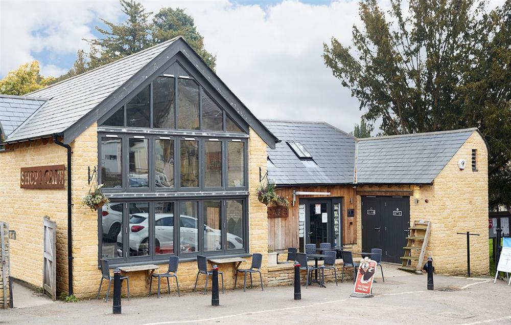 Blockley shop and cafe