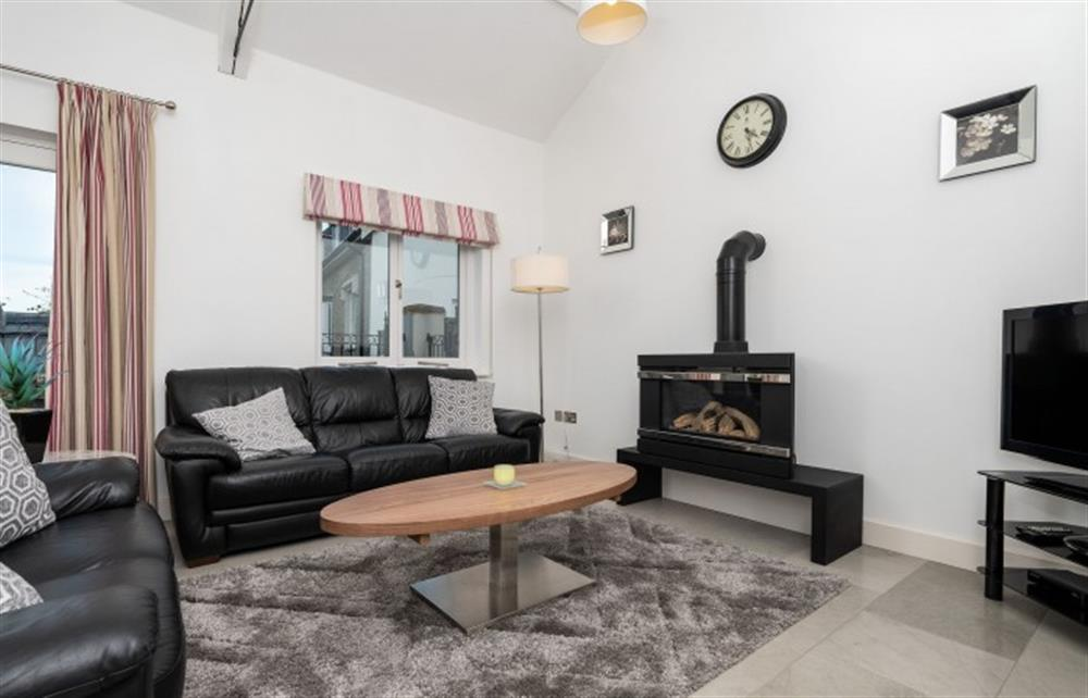 Another view of the comfortable seating area at 4 Bouchard, East Allington
