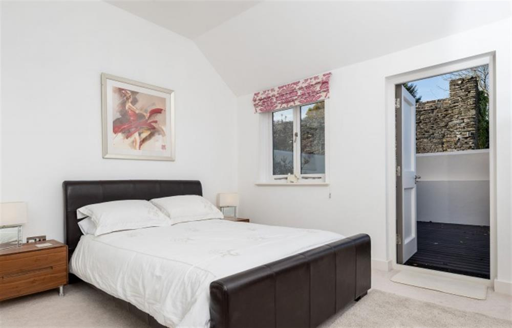 The spacious master bedroom at 4 Bouchard, East Allington
