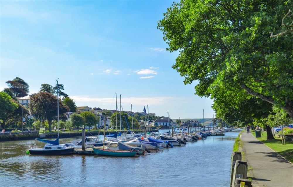 Visit the pretty town of Kingsbridge just 4 miles away at 4 Bouchard, East Allington