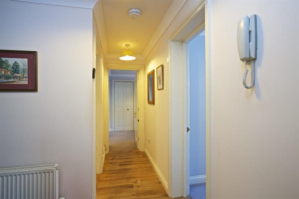 Hallway at 4 Dartmouth House in , Dartmouth