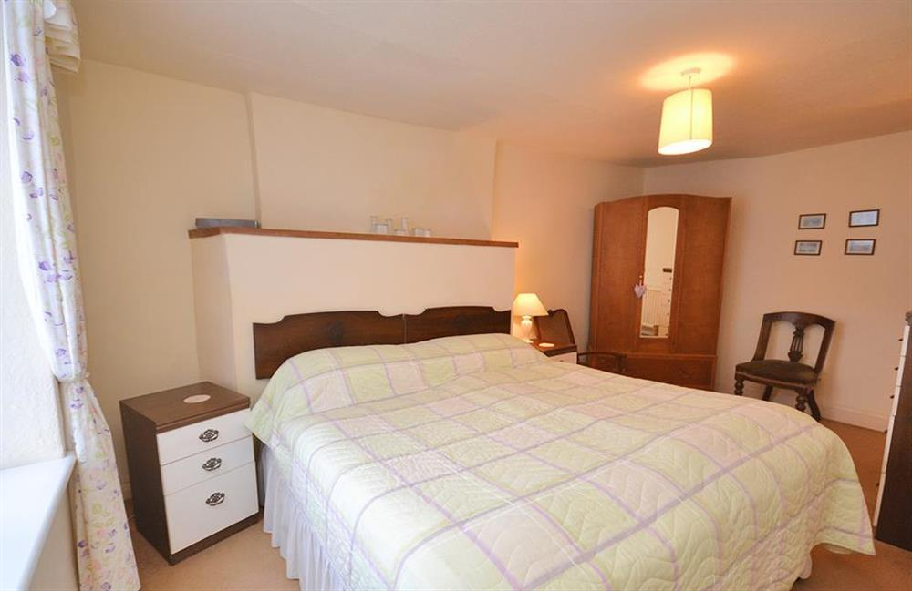 Another view of the master bedroom - the beds can be split into two 3ft singles at 4 Kings Quay, Dartmouth