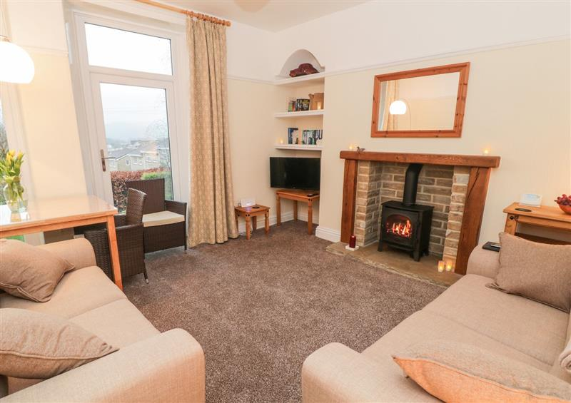 This is the living room at 4 Prospect Place, Skipton