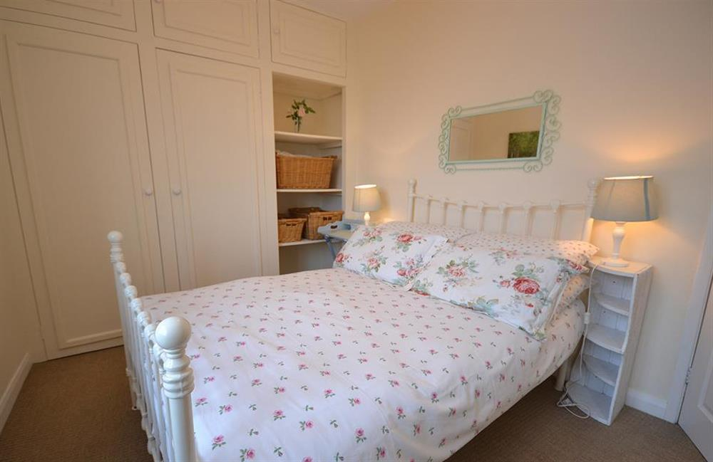 Another view of the second double bedroom at 4 Ramparts Walk, Totnes