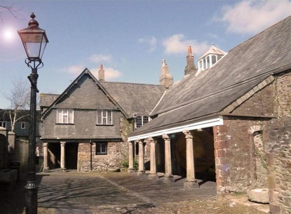 The Guild Hall at 4 Ramparts Walk, Totnes