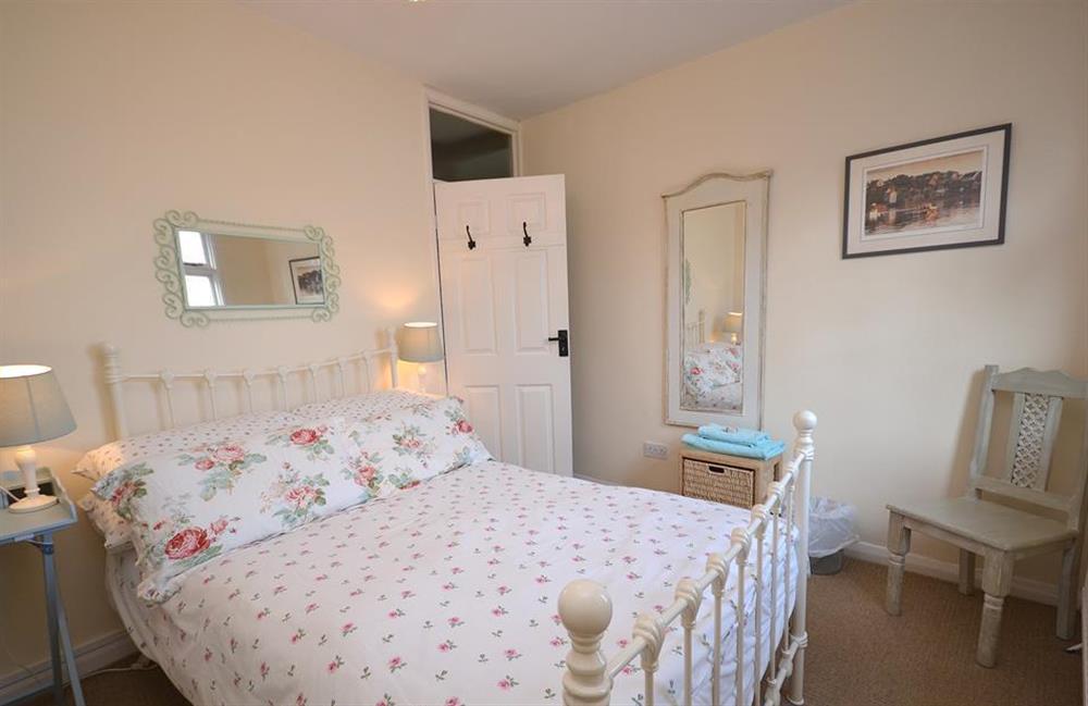The second double bedroom at 4 Ramparts Walk, Totnes