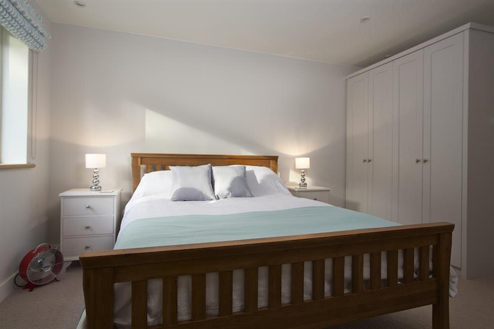 A third en suite also has a King-size bed