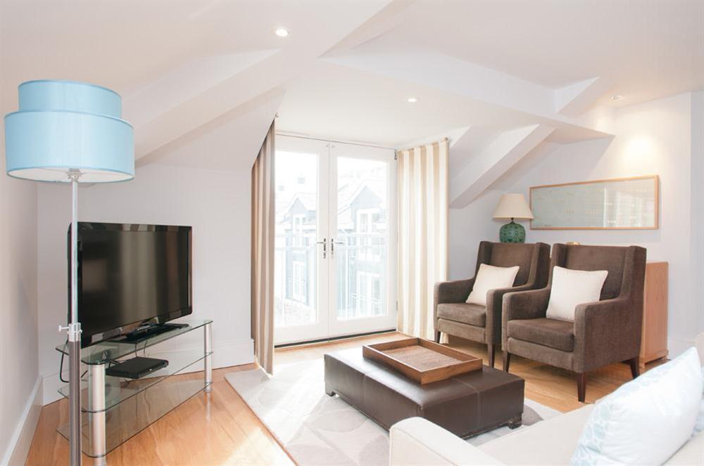 Spacious living room at 45 Dart Marina in , Dart Marina