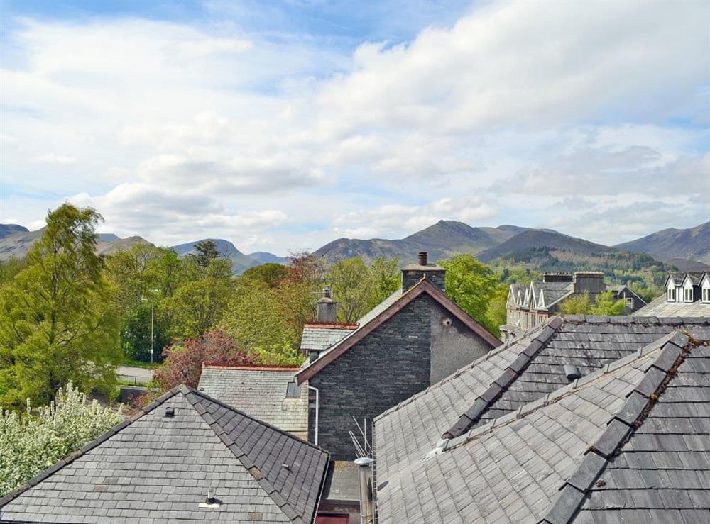 View at 5 Balmoral House in Keswick, Cumbria
