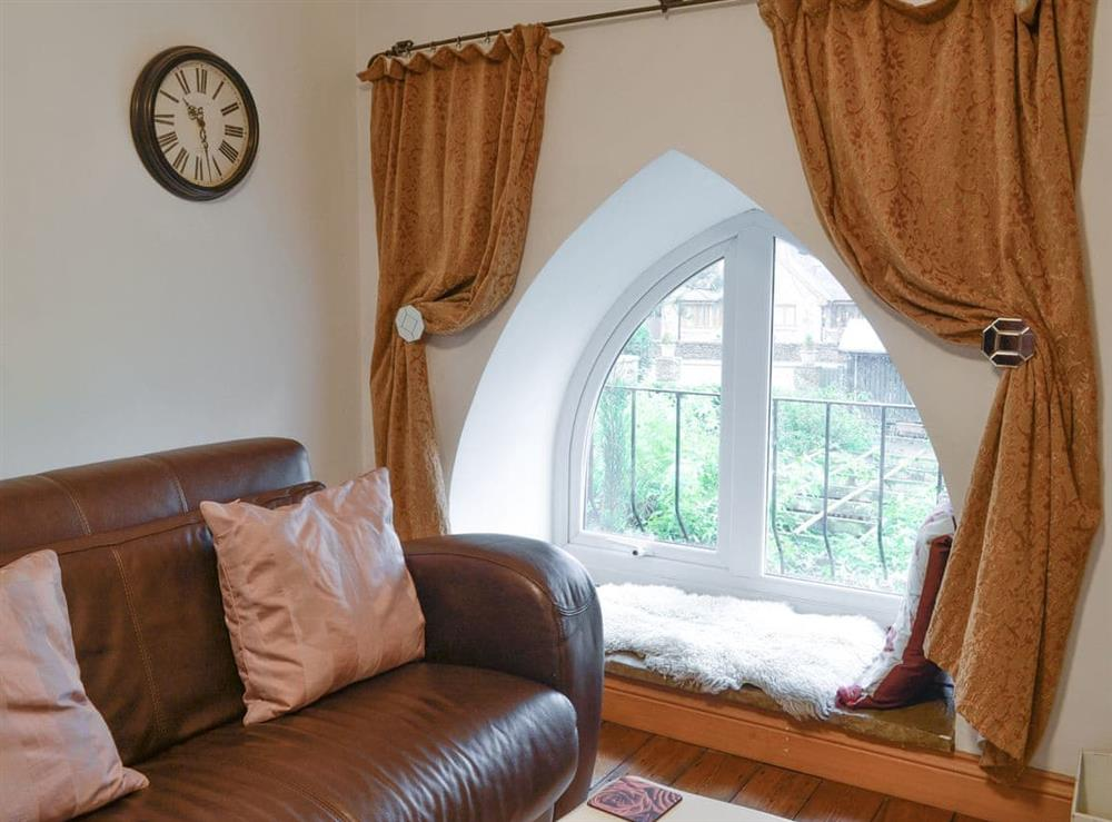 Living room at 5 Church Square in Rigg, near Gretna Green, Buckinghamshire