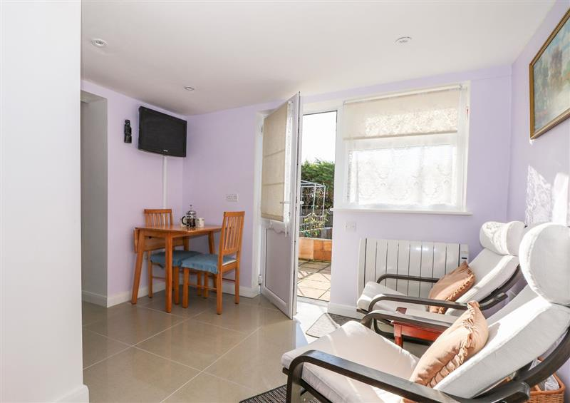 Enjoy the living room at 5 Firle Road Annexe, Worthing
