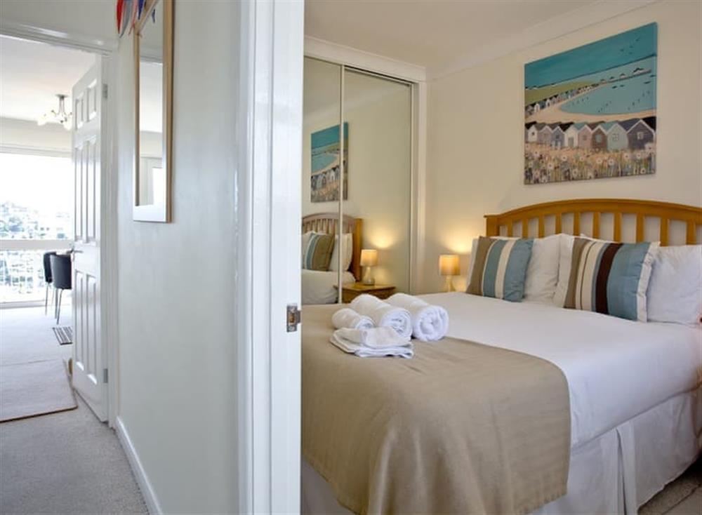 Double bedroom at 5 Linden Court in , Brixham