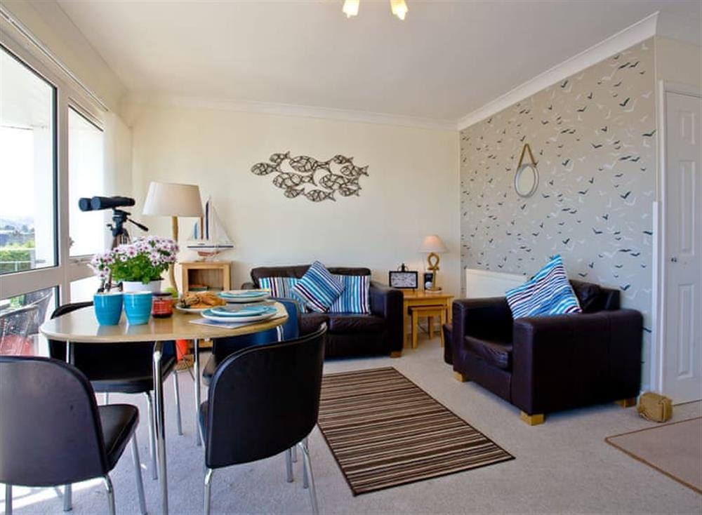 Open plan living space (photo 2) at 5 Linden Court in , Brixham