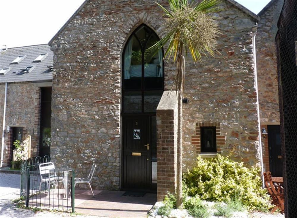 Exterior at 5 Torwood Gables in South Devon, Torquay