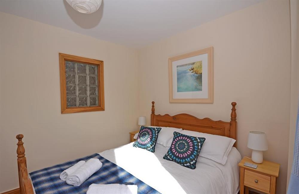 Another view of the double bedroom at 5 West Hartley Barns, Blackawton