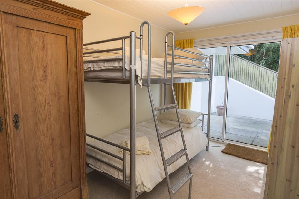 Bunk bedded room (for children only)
