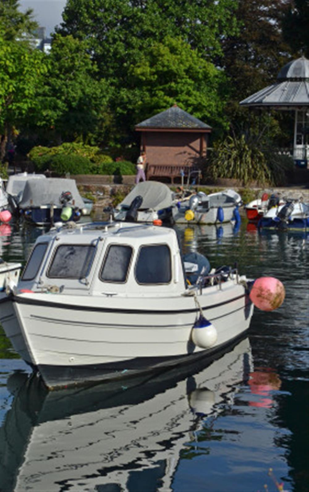 Another view of the Boat Float in the heart of Dartmouth. at 6 Lee Court, Dartmouth