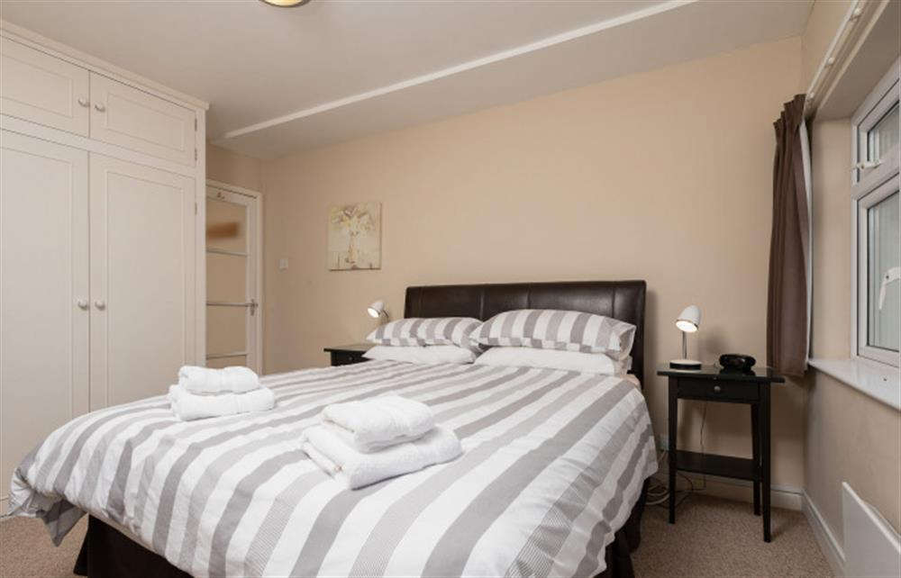 The comfortable bedroom. at 6 Lee Court, Dartmouth