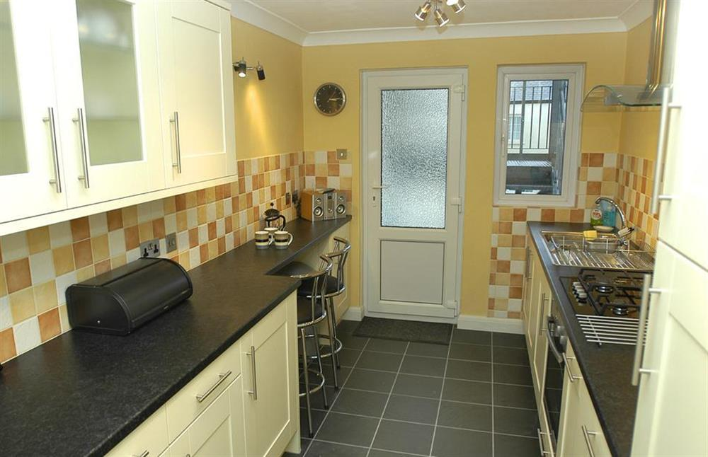 Another view of the kitchen at 6 Mayflower Court, Dartmouth