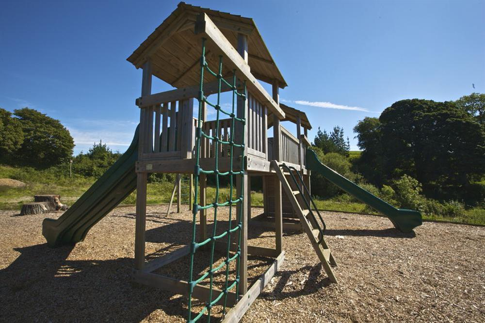Children's play area (photo 2) at 6 The Manor House, Hillfield Village in , Hillfield, Dartmouth