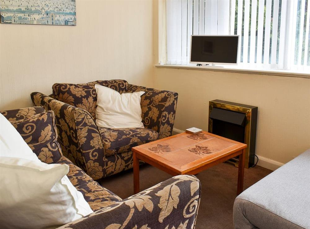Living area at 60 B <br />Station Road in Willingham, Cambridgshire, Cambridgeshire