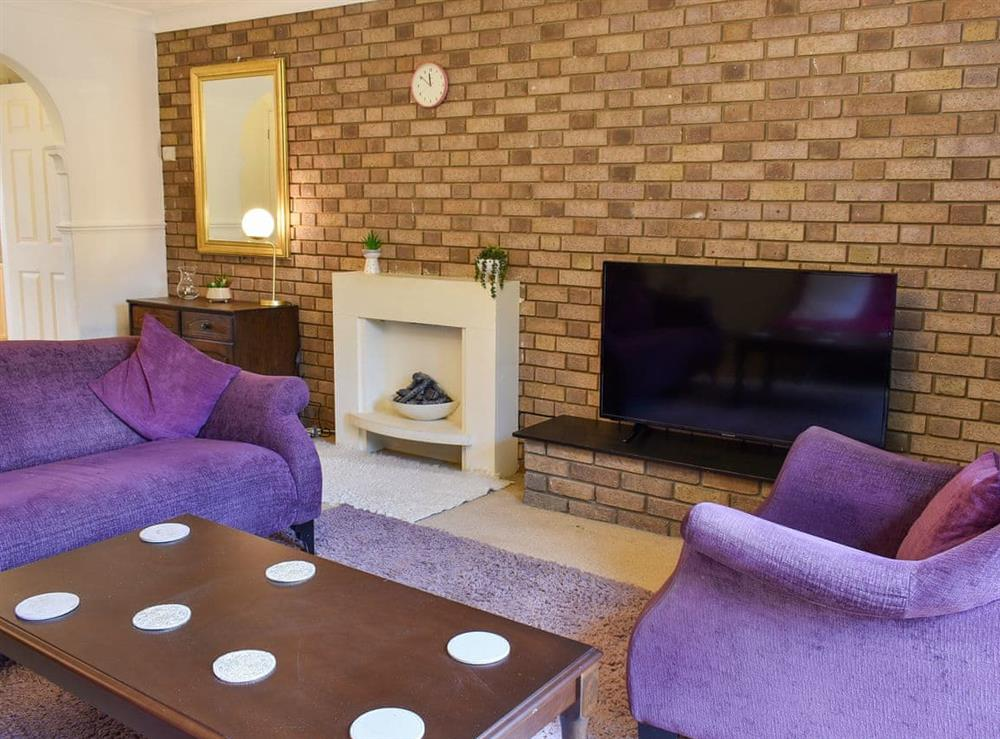 Living room/dining room at 60 Station Road in Willingham, Cambridgshire, Cambridgeshire