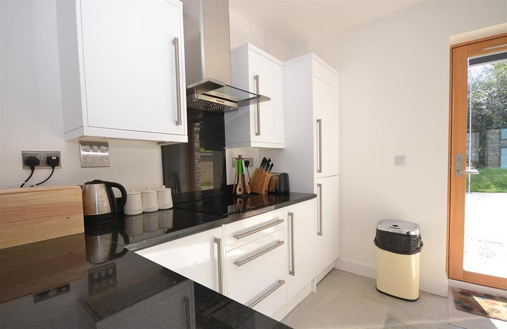 A closer look at the kitchen at 7 Dufour, East Allington