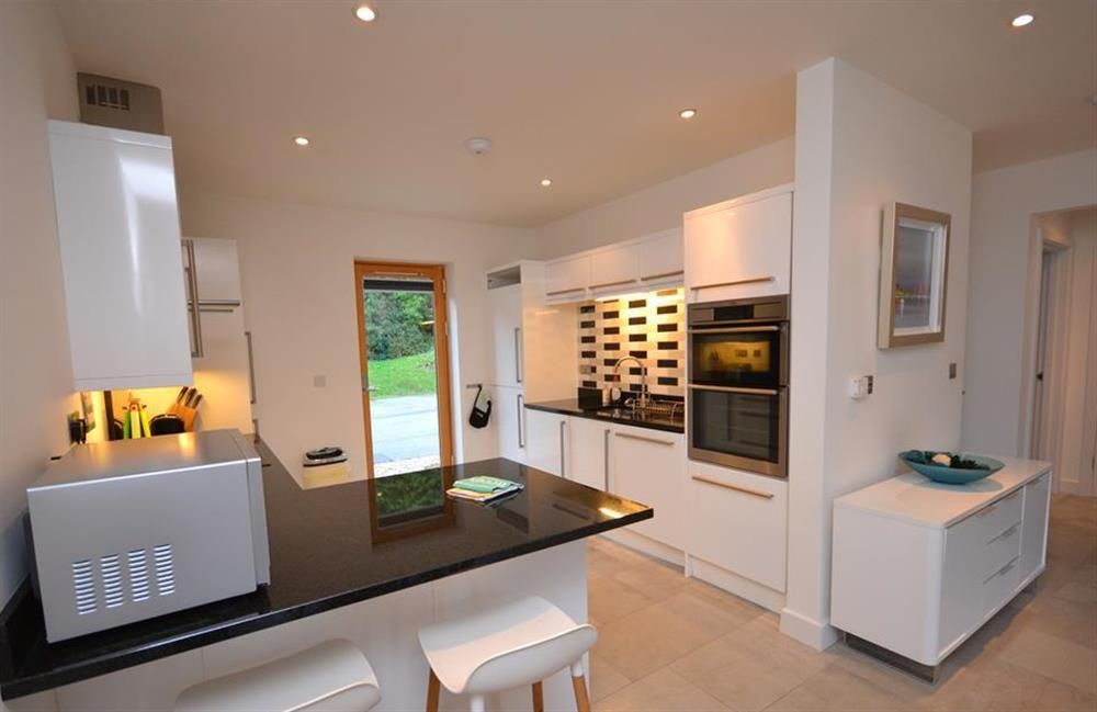 Another view of the kitchen at 7 Dufour, East Allington