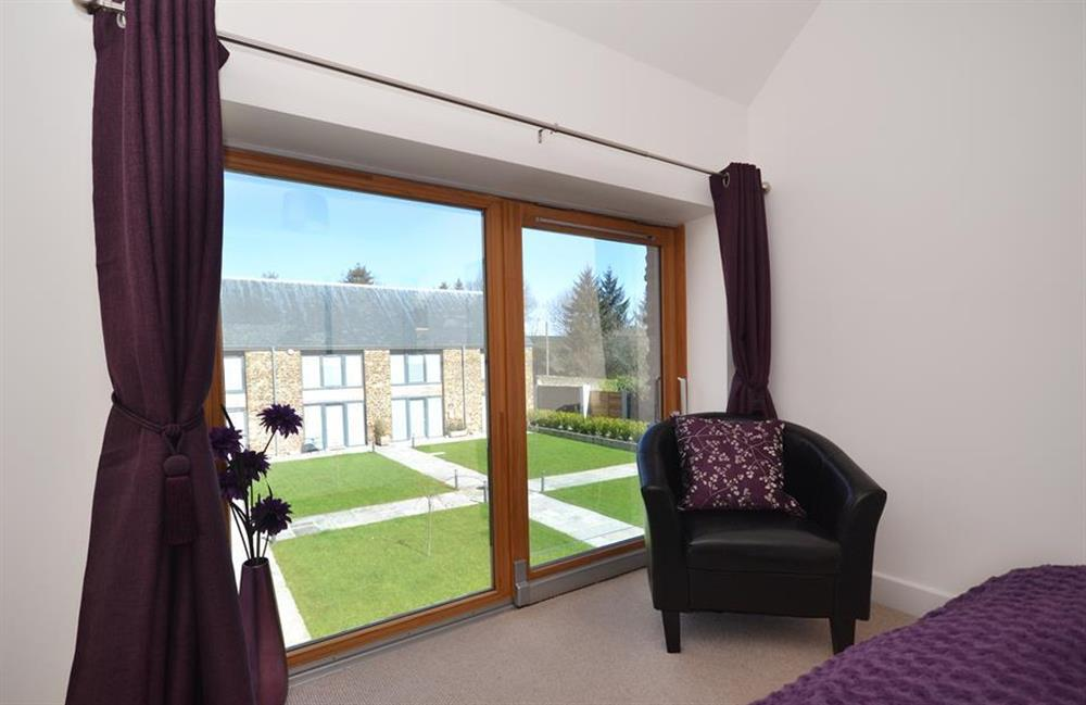 The view from the master bedroom at 7 Dufour, East Allington