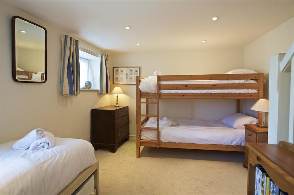 Bunk room only suitable for children at 7 Nelson Steps in , Dartmouth