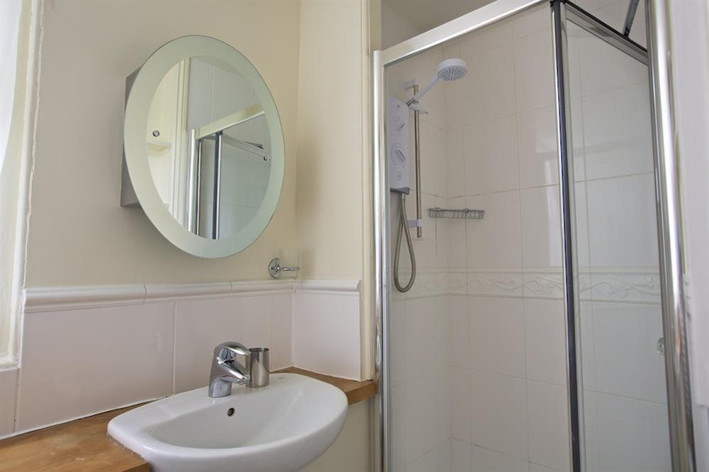 En suite shower room at 7 Nelson Steps in , Dartmouth