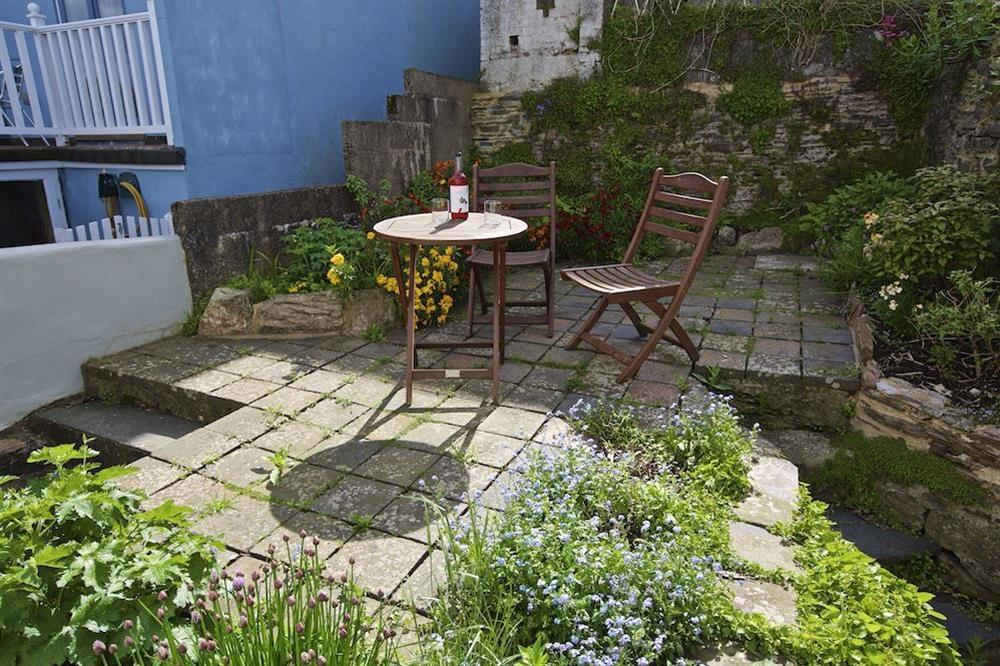 Upper terrace area (photo 3) at 7 Nelson Steps in , Dartmouth