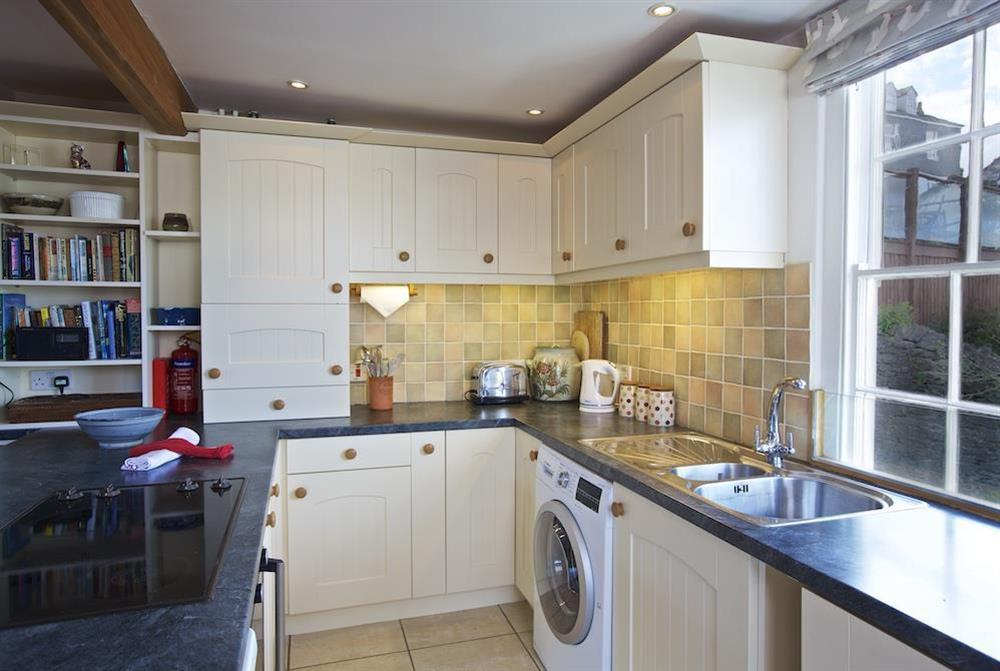 Well equipped kitchen area (photo 2) at 7 Nelson Steps in , Dartmouth
