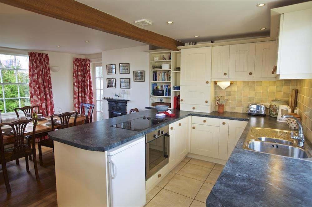 Well equipped kitchen area at 7 Nelson Steps in , Dartmouth