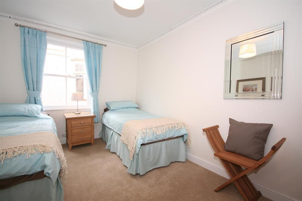 Twin bedroom at 9 Foss Street in , Dartmouth