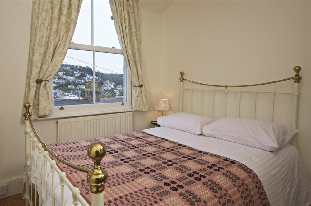 Double bedroom with river views at 94 Above Town in , Dartmouth