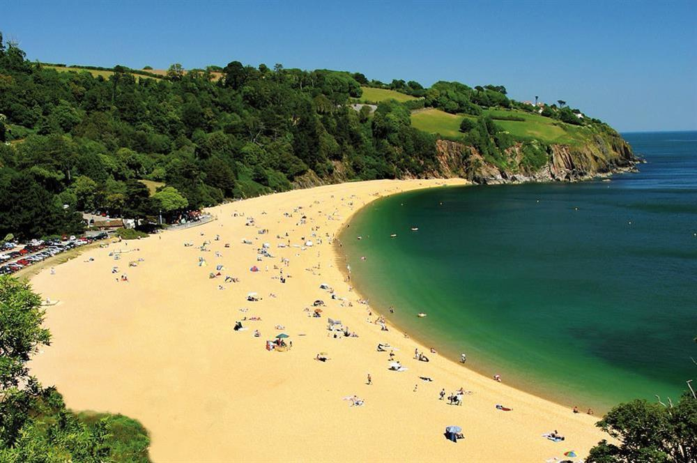 Nearby Blackpool Sands beach at 94 Above Town in , Dartmouth