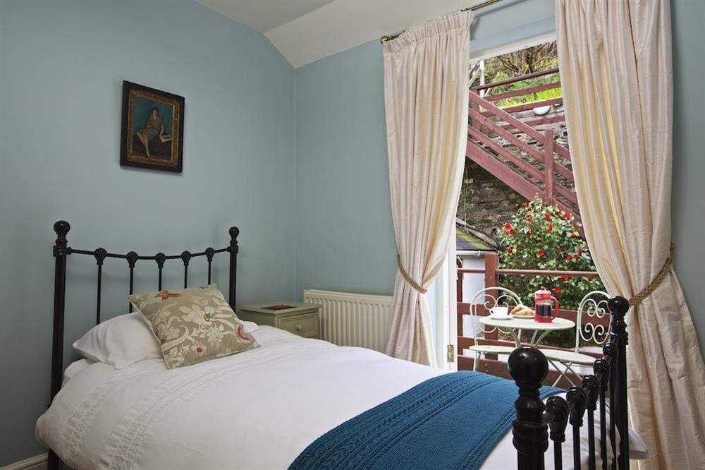 Second bedroom has single bed (with further 'pop-up' single below) (photo 2) at 94 Above Town in , Dartmouth