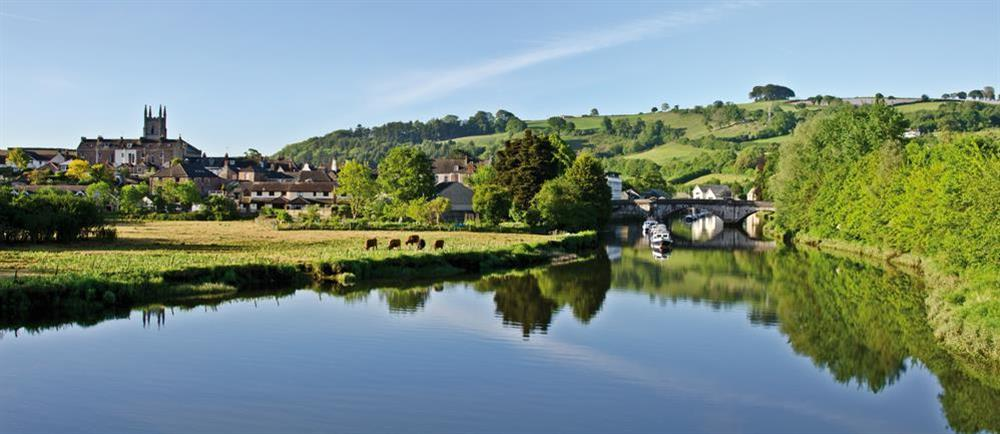 The market town of Totnes is just a short drive away at 94 Above Town in , Dartmouth