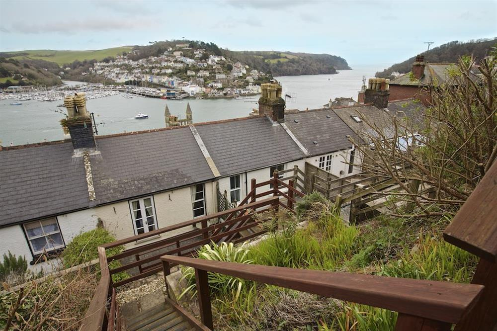 View from decking (photo 2) at 94 Above Town in , Dartmouth