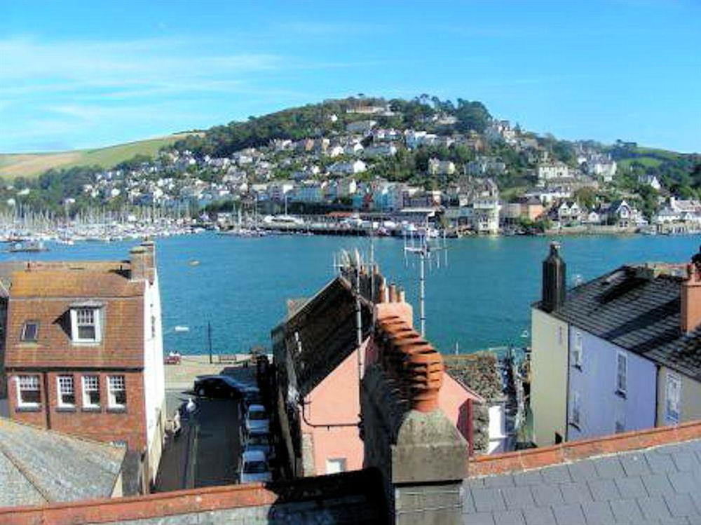 View from Aeolus House at Aeolus House in 42 Newcomen Road, Dartmouth