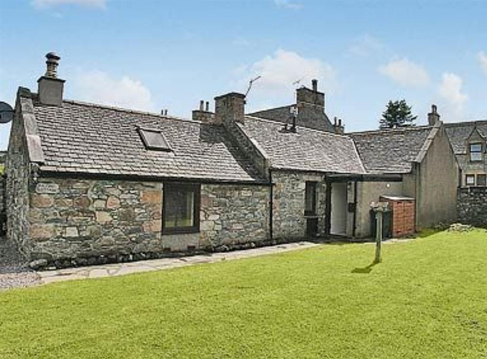 Photo 1 at Ailnack Cottage in Tomintoul, Banffshire