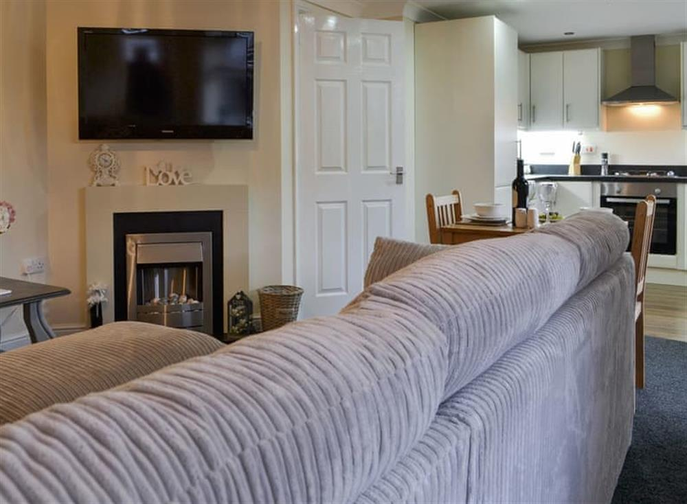 Welcoming living areas at Alderson Mews in North Frodingham, near Driffield, North Humberside