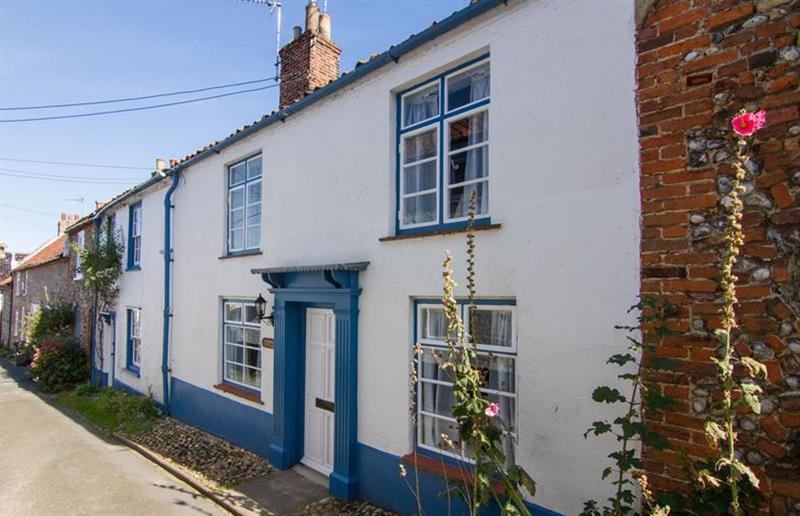 Outside at Algerine Cottage, Wells-next-the-Sea, Norfolk